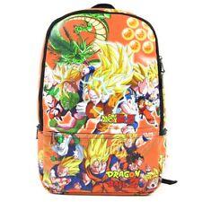 Anime DragonBall Z DBZ Son Goku Super Saiyan Backpack Student School Shoulderbag