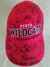 Perth Wildcats Team Signed Season Members Cap