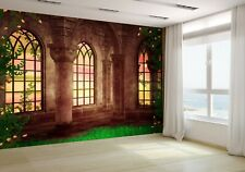 Castle Fantasy Wallpaper Mural Photo 21540972 budget paper