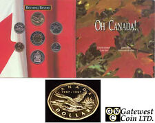1997 Oh! Canada Set (with Special $1 Flying Loon) (10910)