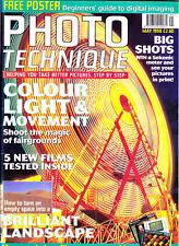 Photo Technique magazine    May  1998