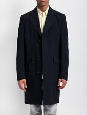 Our Legacy Classic Coat, Navy, Size L, (like ACNE STUDIOS, YMC)