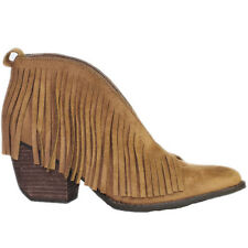 Women's Coconuts LAMBERT Saddle Ankle Boots Shoes