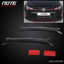 Pair Headlight Eyelids Cover Eye Lids For VW Golf GTI Jetta R32 Rabbit Mk5 06-09