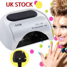 Nail Dryers Amp Uv Led Lamps Ebay