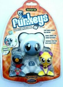 UB Funkeys Starter Kit Unlock a World of Games Radica/Mattel (New in Package)