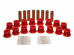 For 1994-2001 AM General Hummer Control Arm Bushing Kit Energy 41361FS 1995 1996