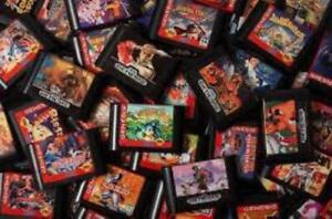 Sega Genesis Games - Pick from List - Tested/working
