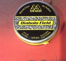 Air Arms Diabolo Field Air Rifle Pellets .177 calibre same batch 25 tins 4.51mm