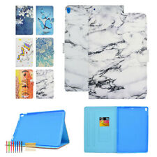 Leather Folio Smart Cover with Auto Sleep Wake Stand Wallet Case For iPad 2 3 4