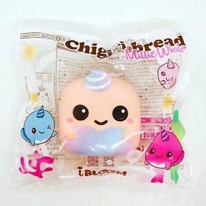 IBloom Squishy Chigiri Millie Bread Squishy Squeeze NEW