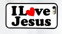 I LOVE JESUS BLACK PHONE CASE COVER FOR IPHONE 7 6S 6S PLUS 6 PLUS 5C 5S 5 4S 4