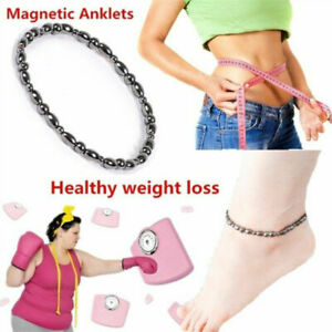 Magnetic Bead Hematite Necklace Bracelet Anklet Pain Relief Therapy Arthritis