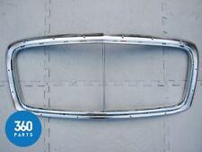 NUOVO Originale Bentley Continental GT GTC Chrome GRIGLIA FRONTALE RADIATORE 3W3853667