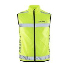 CRAFT Active Hi-Vis Safety Reflective Vest/Gilet for Walking, Running & Cycling