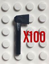 Lego Mini Axe Minifigure Utensil - Bulk Lot Of 100