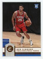 2016-17 Ben Simmons Panini Excalibur #134 Rookie RC