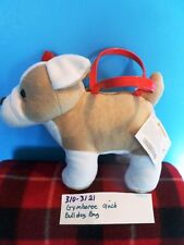 Gymboree Bulldog Bag plush (310-3121)