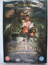 Jack Brooks Monster Slayer (DVD, 2008) NEW SEALED Region 2 PAL