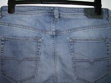 Diesel buster regular slim-tapered fit jeans wash RJ428 stretch W32 L32 (a4722)