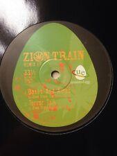 "Zion Train  Boxes & Amps/terror Talk-digital Remix Rare/Drum&bass/10"" Spirit Etc"