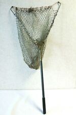 FLY FISHING TELESCOPIC FOLD UP LANDING NET NO.777681 - VINTAGE