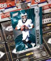 2020 Panini Prizm Player Of The Day Jalen Hurts Rookie #'d To 06/50 Short Print