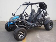 New TrailMaster Cheetah 150X Deluxe Go Kart Automatic With Reverse