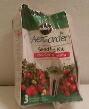 Miracle Gro AeroGarden Mini Cherry Tomato Seed Pod Kit (3-Pod Box) Aeroponics