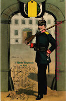 AK Regimentskarte, Berlin, 3. Garde Regiment zu Fuß, 1915, 10/09