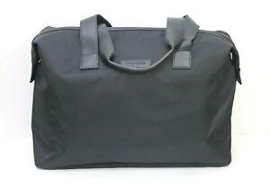 GIORGIO ARMANI DUFFLE / HOLDALL / WEEKEND BAG / TRAVEL BAG WITH DUST BAG