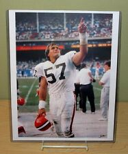 CLAY MATTHEWS Salutes Cleveland Browns Fans 11x14 Color Print