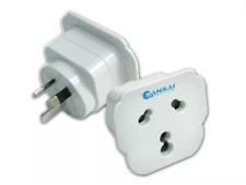 SanSai STV15 Travel Power Adapter