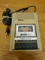 Vintage Atari 410 Program Cassette Recorder Untested