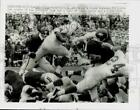 1969+Press+Photo+Steve+Worster+gets+first+down+in+Fayetteville%2C+AR+football+game