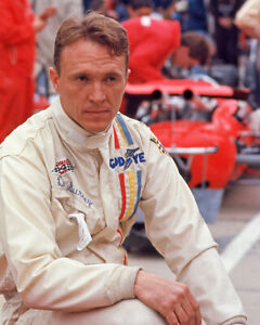 1967 Indy 500 Driver DAN GURNEY Glossy 8x10 Photo Formula 1 Poster Print STP