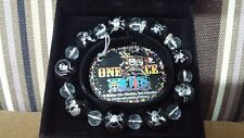 One Piece Premium Collection Bracelet Costume Cosplay Stone Bead Gift Box RARE