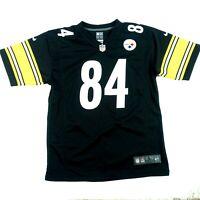 Nike On Field Antonio Brown 84 Pittsburgh Steelers Men NFL Football Jersey Large