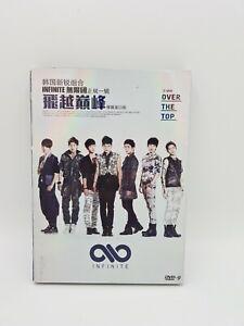 Infinite 1st Album Over The Top Korea Press CD NO Photocard Kpop