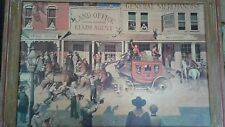 WELLS FARGO STAGE COACH PRINT ANDREW LOOMIS Western