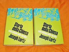 storia della chiesa nello sviluppo delle sue idee joseph lortz 1967-69