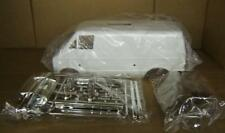 1 Tamiya Vanessas Lunch Box Body Set White Hard Plastic for New or Vintage Truck
