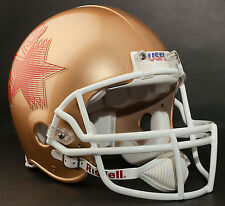 PHILADELPHIA STARS 1983 USFL Football Helmet DECALS (NO WHITE OUTLINE)