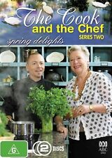 The Cook And The Chef - Spring Delights (DVD, 2-Disc Set) R-4, NEW, FREE POST