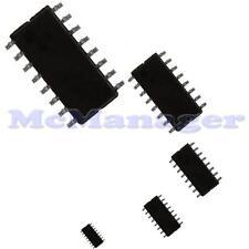 10x SN74HC139 SMD C-MOS decodificador 2x1TO4 IC/demux SO-16