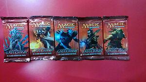 MTG GTC Gatecrash Booster Pack - Buy 5 get 1 free!