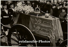 The Funeral of King George VI. Orig. Photo,  1952