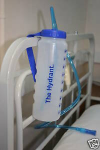 Disability Drinking Aid - The Hydrant + 2 tubes