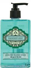 AAA Aroma Lemongrass & Basil Hand Wash 500ml