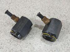 Kent Moore J-44835 Allison Transmission Oil Cooler Flush Adapter Set Kit Tools
